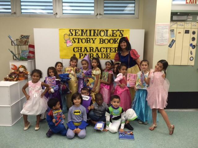 Seminole discovery education