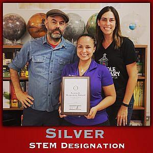 Silver STEM Designation
