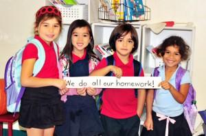 We Do All Our Homework